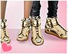 Golden Couple Shoes M