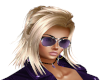 Hair Ash Blond Lizzy 522