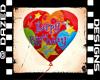 !Birthday Balloon [Red]