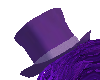 (e) purple tilted tophat