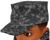 Patrol Cap Gray Camo