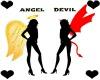 SHADOW ANGEL DEVIL