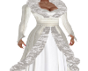Winter White Coat/Gown