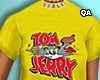 'Tom & Jerry' Tee F