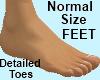 Regular Feet
