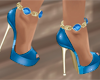 Heels Gems Blue