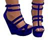 LG-Blue Sianne Sandals