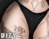 Black Panties RL