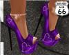 SD Purple Heels