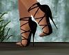 !   A Black Club Heels