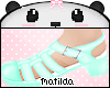 🐼Jelly Shoes🐼