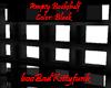 Empty Bookcase - Black