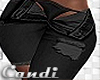 Dare Black Pants (RL)