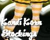 """""""Korni Korn"""" Stockings"""
