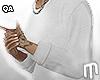 Basic Sweater - White