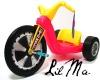 Kids  big wheel