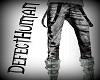 Metallic Tight Jeans [M]