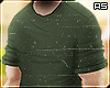 Olive Casual Roll Shirt