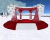 WINTER WEDDING ARCH