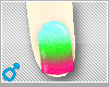♡gradient nails♡