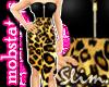 [MJ] Maxi Leopard Slim