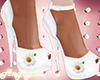 Chamomile Heels