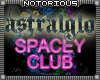 AstralGlo Spacey Club