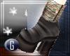 Christmas Doom Boots