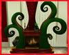 ~H~Xmas 3 Fireplace