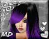 *MD*Black Purple Divine