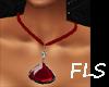 FLS Teardrop Ruby