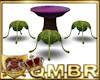 QMBR Wonderland Table PZ