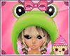 ! Frog Wibbit Hood