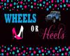 Wheels & Heels Buffet