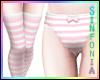 Rose Pink Thigh Highs