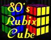 80's Rubix Cube