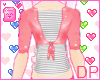 [DP] Gry+Pnk Sweatertop