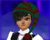Elf Knit, Red Green M