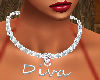 diva necklace