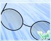 Korean Glasses Black