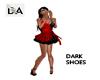 }DA{ Dark Shoes