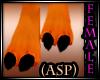 ASP) Anyskin Deer HoofsF