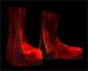 Red velvet invisiboots