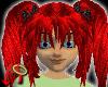 [m]Merc Red Ponytails