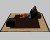 Oriental Chat rug
