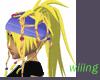 Rikku in golden blonde