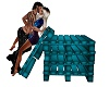 resort pallet kiss