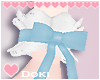 Doki Maid Cuffs Blue