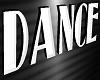 *S* Dance Sign V2 Wht/Bl