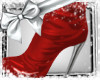 Brenna Boots Red